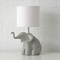 Elephant Table Lamp | The Land of Nod