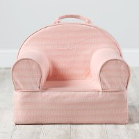 Small Pink Loop Nod Chair   The Land of Nod