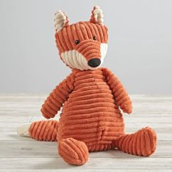 Crate And Barrel Rocking Chair Baby Bouncy Canada Jellycat Corduroy Fox Stuffed Animal | The Land Of Nod