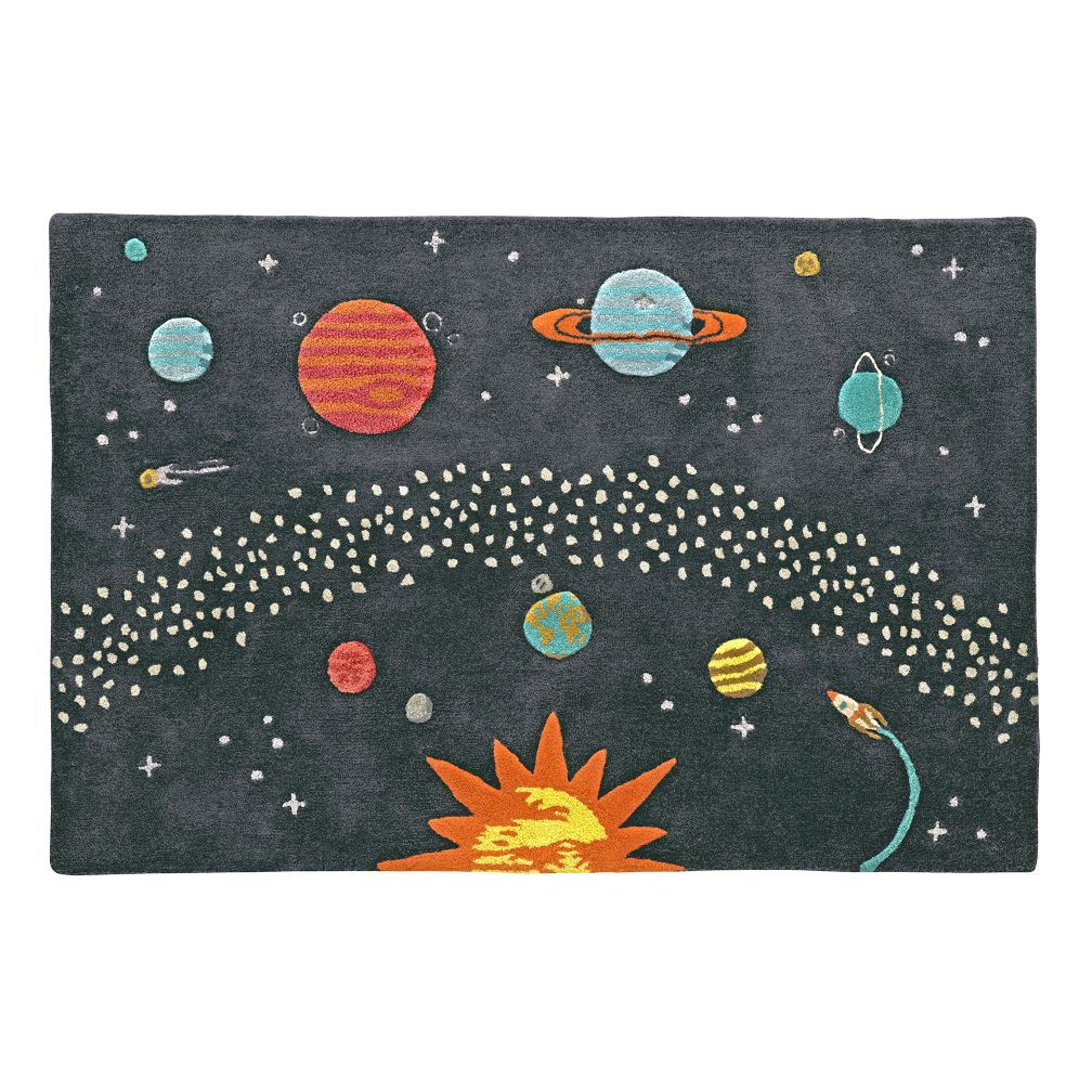 Cosmos Rug  The Land of Nod