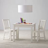 Wooden Play Table & Chair Sets   The Land of Nod