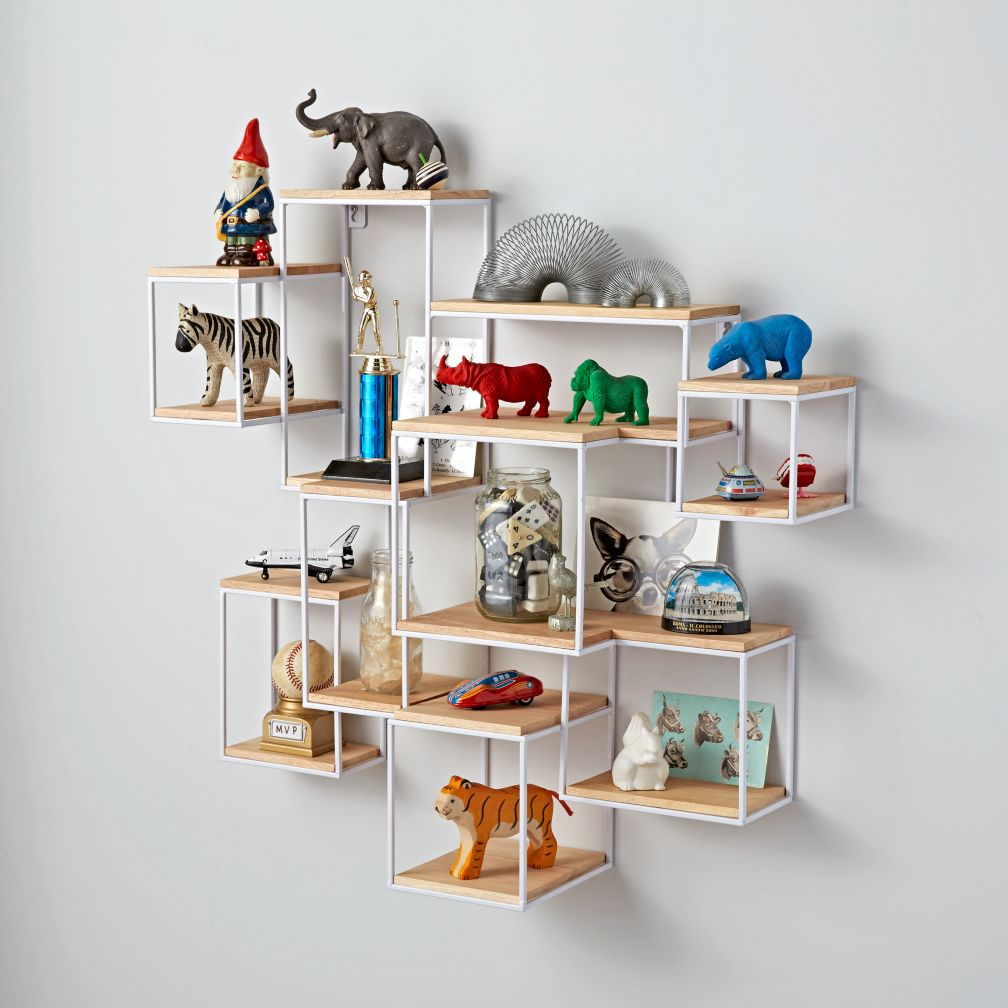 crate and barrel rocking chair hire covers edinburgh network wall shelf | the land of nod