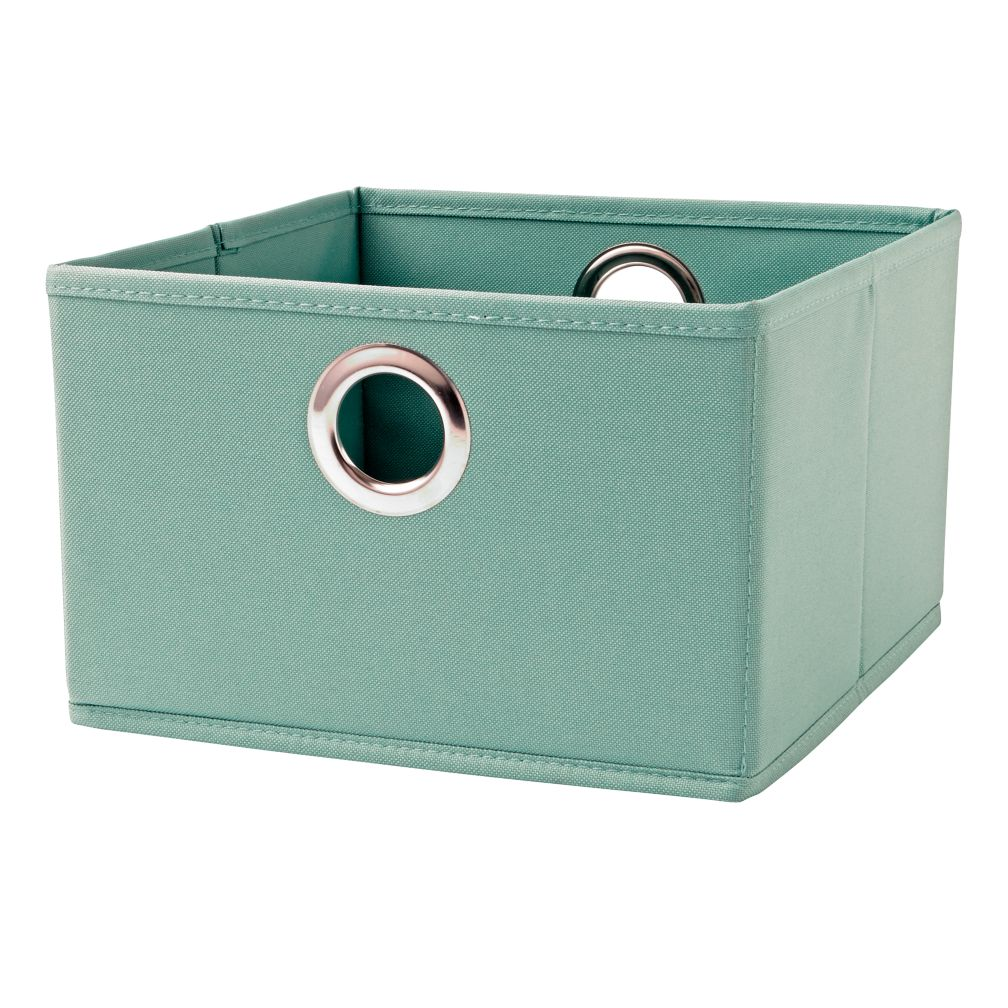 teal computer chair light blue covers i think canvas small storage drawer | the land of nod