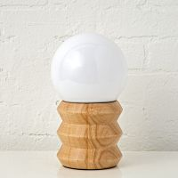Contemporary Shadeless Table Lamp | The Land of Nod