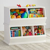 Storagepalooza: Kids Stacking Toy Storage