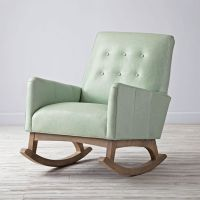 Everly Retro Rocking Chair | The Land of Nod