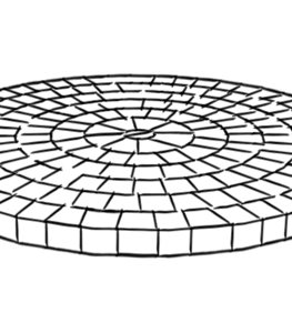 paver patterns - landscaping network