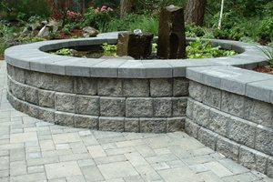 Retaining Wall Material Comparison  Landscaping Network