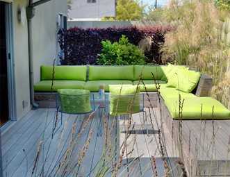 built in seating pictures gallery