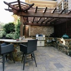 Patio Kitchen 36 Inch Curtains Outdoor Pictures Gallery Landscaping Network Canton Custom Miller Landscape Woodstock Ga