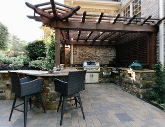 patio kitchen and bathroom outdoor pictures gallery landscaping network canton custom miller landscape woodstock ga