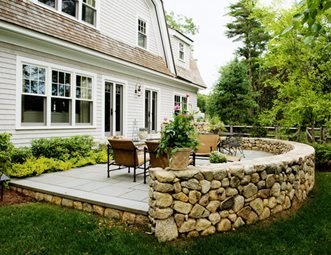 retaining and landscape wall pictures