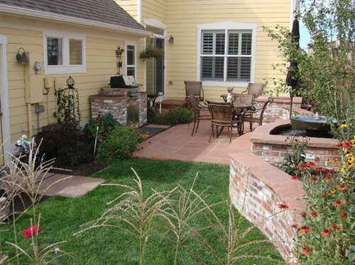 landscaping ideas denver