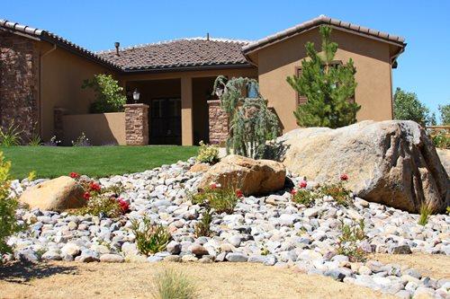 landscaping boulders