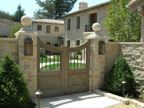 designing california estate landscape