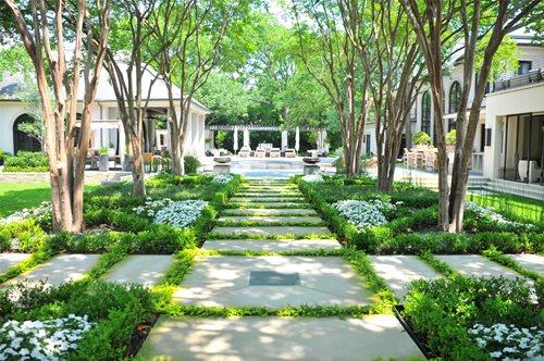 French Garden Design Landscaping Network