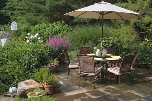 cottage garden design ideas - landscaping