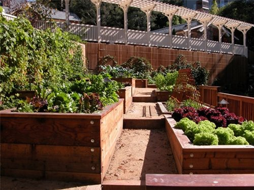 Raised Garden Bed Plans Ideas To Be Built At Your Home Raised