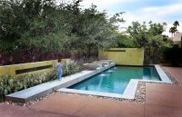 Modern Pool Built in Arizona - Landscaping Network