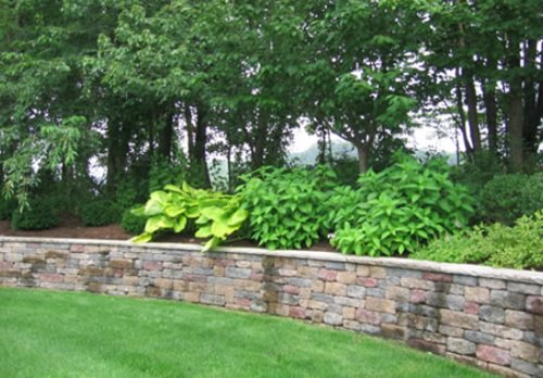 design ideas retaining walls