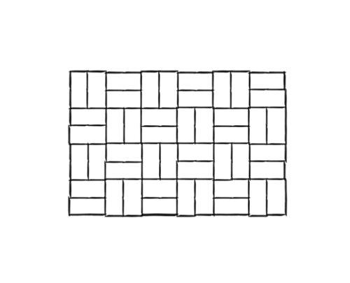 brick patterns landscaping network