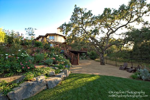 thousand oaks backyard design