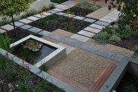 Zen Courtyard Garden - Landscaping Network