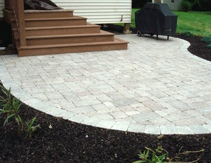 average cost of installing paver