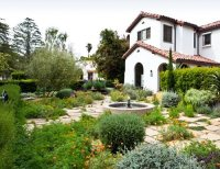 Spanish Landscape Design - Landscaping Network