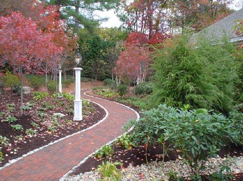 Garden Path & Walkway Ideas