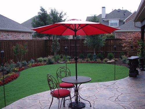 texas landscaping ideas