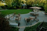 2 Landscaping: Backyard Landscaping Ideas Entertaining