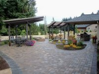 Backyard Landscaping - Battle Ground, WA - Photo Gallery ...