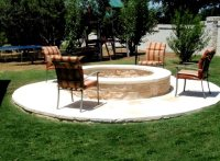 Fire Pit - Austin, TX - Photo Gallery - Landscaping Network