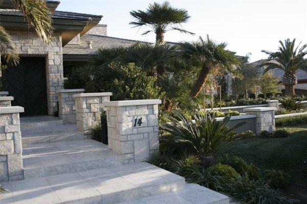 front yard landscaping - las vegas