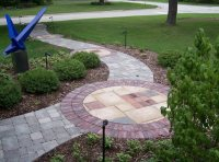 2 Landscaping: Landscaping Ideas Front Yard Walkway Designs