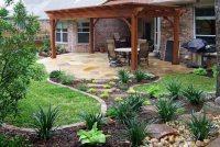 Landscaping Ideas Backyard For Dallas Tx PDF
