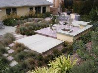 Landscaping: Backyard Landscaping Ideas Southern California