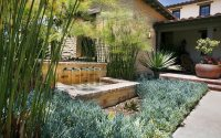 Landscape ideal: Tuscan style backyard landscaping ...