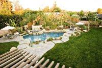 Tropical Backyard Landscaping Ideas - Home Design Elements
