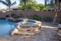 Spas - Gilbert, AZ - Photo Gallery - Landscaping Network