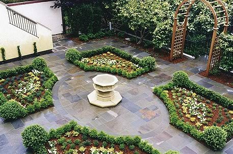 traditional landscaping - san francisco