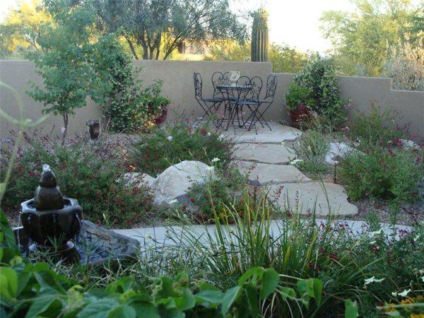 arizona landscaping - las cruces