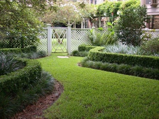 backyard landscaping - jefferson