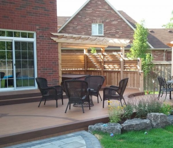 deck design - whitby
