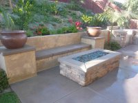 Fire Pit - San Marcos, CA - Photo Gallery - Landscaping ...