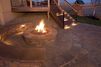Fire Pit - Calimesa, CA - Photo Gallery - Landscaping Network