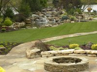 Fire Pit - Valparaiso, IN - Photo Gallery - Landscaping ...