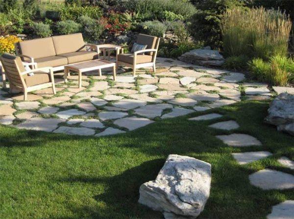 flagstone patio - denver