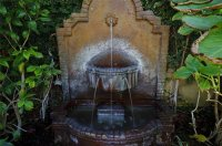 Fountain - Venice, CA - Photo Gallery - Landscaping Network